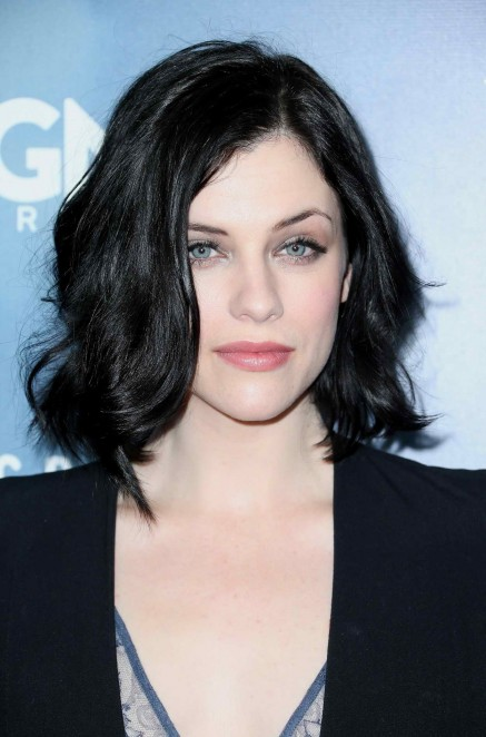 Jessica De Gouw During The Winter Tca Tour In Pasadena Jessica De Gouw