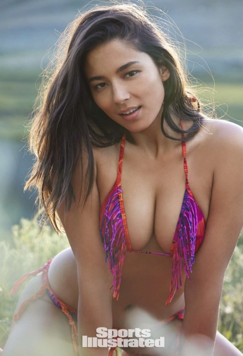 Jessica Gomes Si Swimsuit Issue Bikini