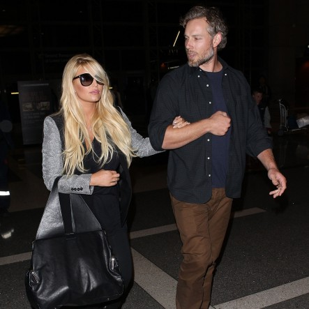 Jessica Simpson Eric Johnson Wedding On Hold Jessica Simpson