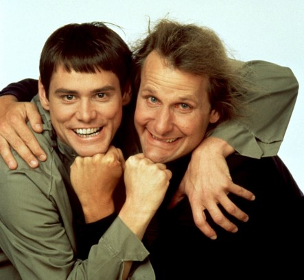 Dumb And Dumber Jim Carrey Jeff Daniels Movies