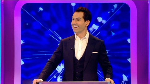Gallery Uktv Big Fat Quiz Of The Year Jimmy Carr Comedian