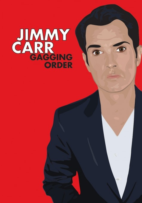 Jimmy Carr Gagging Order Movie