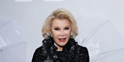 Lan Ape Showbiz Joan Rivers Joan Rivers
