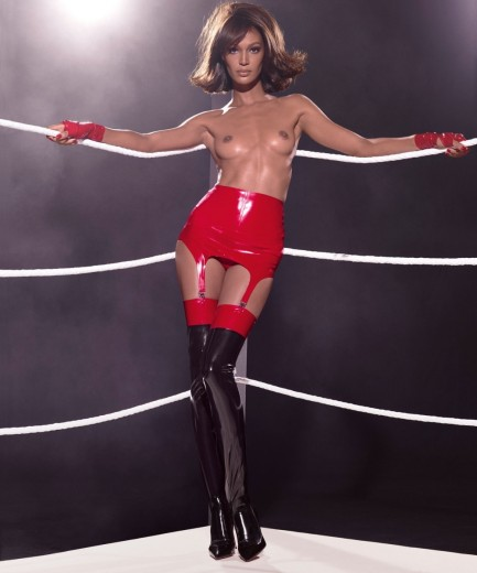 Joan Smalls Pirelli March Body