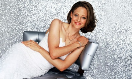 Jodie Foster White Dress Jodie Foster