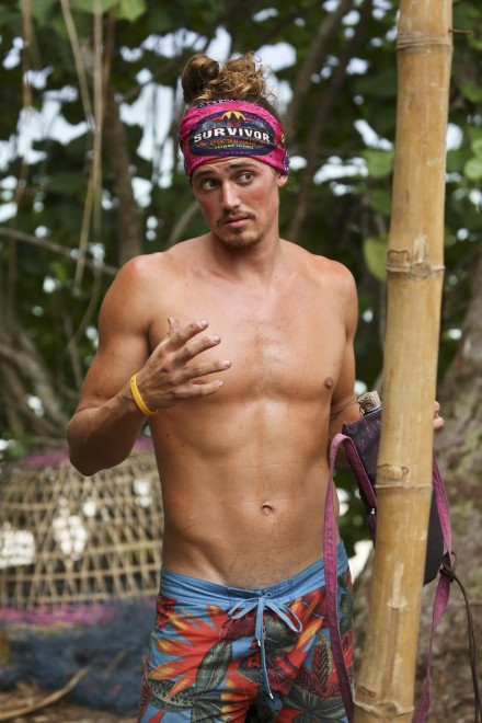 Joe Anglim At Camp Episode Survivor Second Chance Cbs