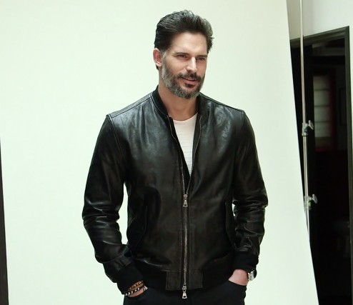 Joe Manganiello Bts Main Joe Manganiello