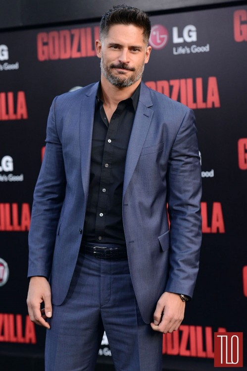 Joe Manganiello Godzilla Los Angeles Premiere Tom Lorenzo Site Tlo Joe Manganiello