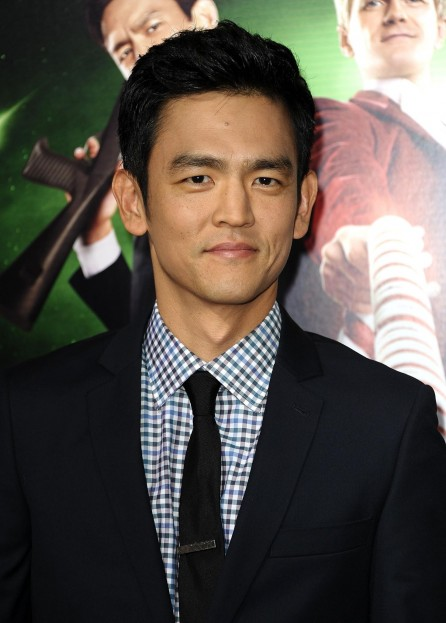 John Cho At Event Of Very Harold Kumar Christmas Large Picture Movies