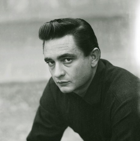 Johnny Cash In Walk The Line Large Picture