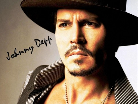 Cool Johnny Depp Wallpaper