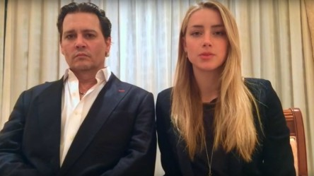 Johnny Depp And Amber Heard Are Coping With Their Divorce In Different Ways Johnny Depp