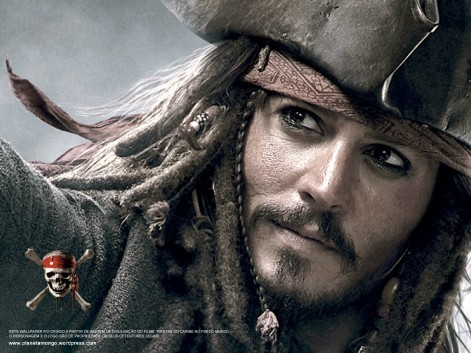 Legend Johnny Depp Wallpaper
