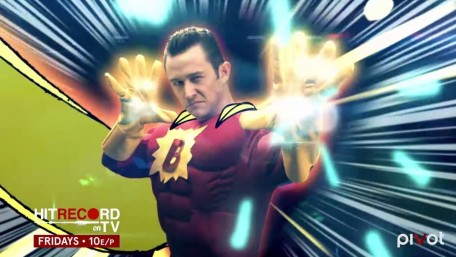 Joseph Gordon Levitt And Anne Hathaway Battle In Weird Superhero Short Sidekicks Films