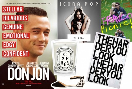 Joseph Gordon Levitt In Don Jon James Franco Icona Pop And More Octobers Most Wanted Don Jon