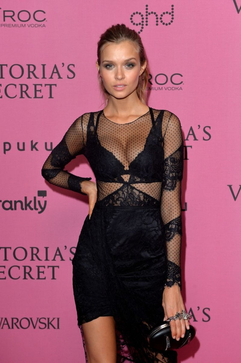 Josephine Skriver Victoria Secret Fashion Show In London After Party Josephine Skriver