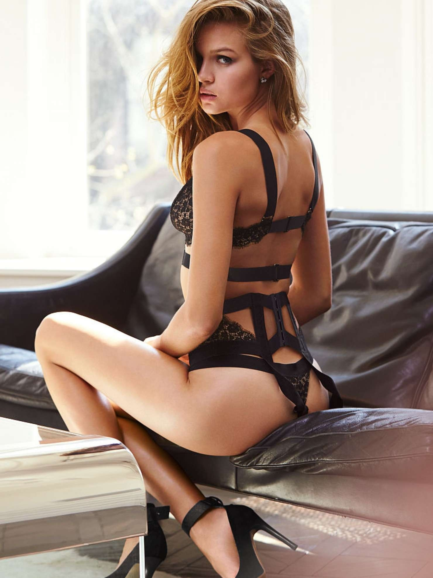 Josephine Skriver Victorias Secret Photoshootshoot June Victoria Secret