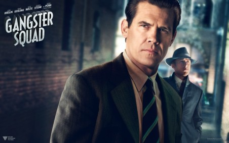 Gangstersquad Wallpaper Movies