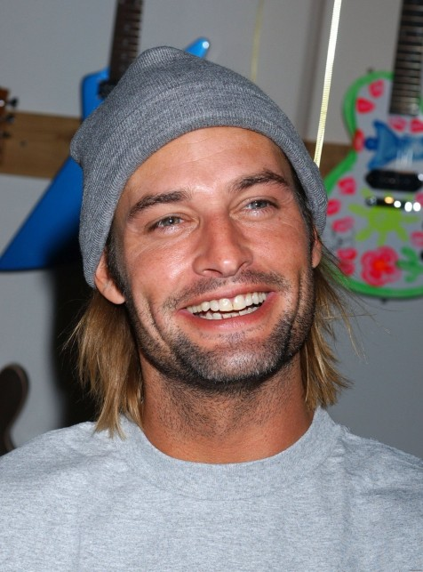 Guitar Charity Event Josh Holloway Josh Holloway