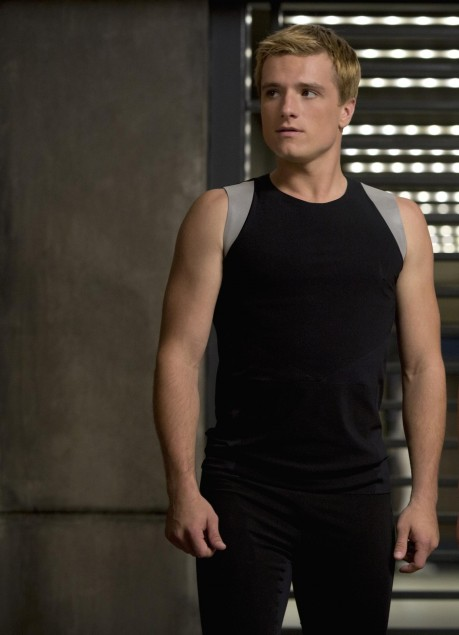 Still Of Josh Hutcherson In The Hunger Games Catching Fire Large Picture Hunger Games