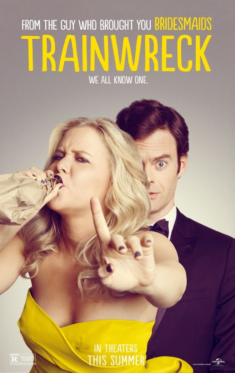 Amy Schumer And Judd Apatow On Trainwreck Trailer Its The Most Judd Apatow