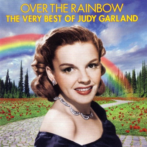 Judy Garland Over The Rainbow The Very Best Of Judy Garland Frontal Judy Garland