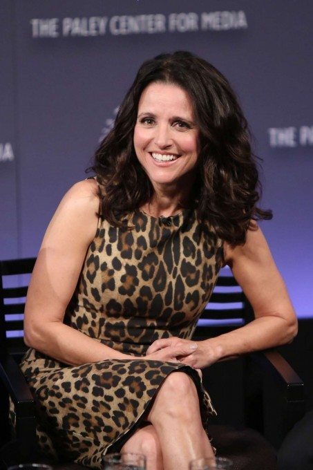 Julia Louis Dreyfus Paley Center Hosts An Evening With Veep In Nyc Julia Louis Dreyfus