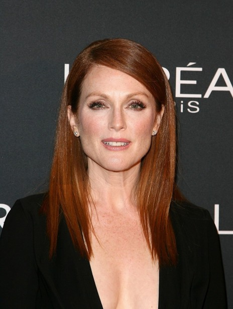 Julianne Moore Chinnamon Hair Color Julianne Moore