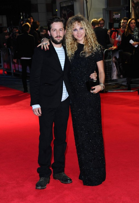 Michael Angarano And Juno Temple At Event Of Horns Large Picture Horns