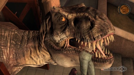 Jurassic Park The Game Gameplay Ps Rex