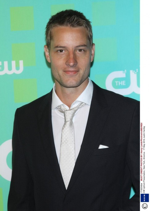 Gallery Showbiz Cw Upfront Presentation Justin Hartley Justin Hartley