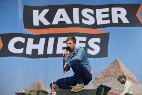 Kaiser Chiefs Body Ddc Big Logo