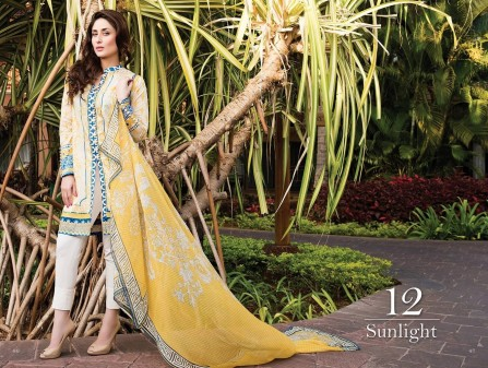 Crescent Lawn Kareena Kapoor Collection By Faraz Manan