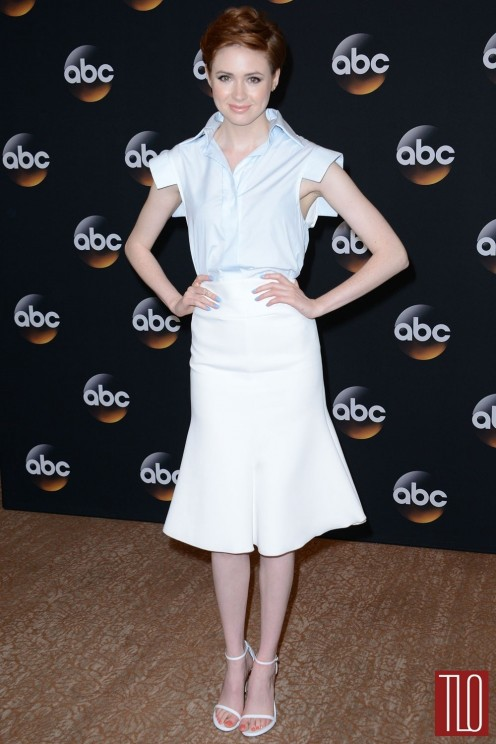 Karen Gillan Ellery Disney Abc Tca Summer Press Tour Tom Lorenzo Site Tlo Karen Gillan