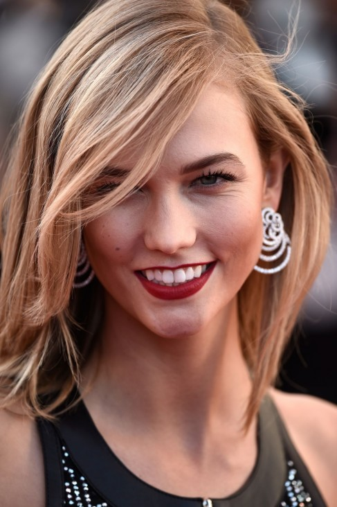 Karlie Kloss Attends The Youth Premiere In Cannes