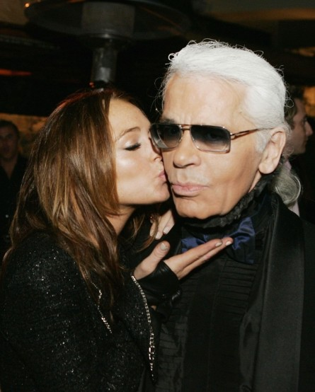 Karl Lagerfeld Shared Picture