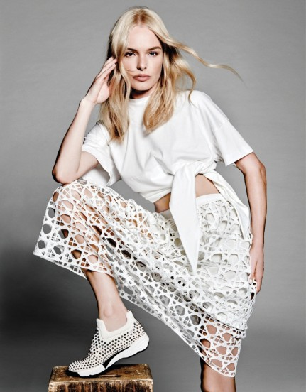 Kate Bosworth By Yu Tsai For Grazia Italia Kate Bosworth