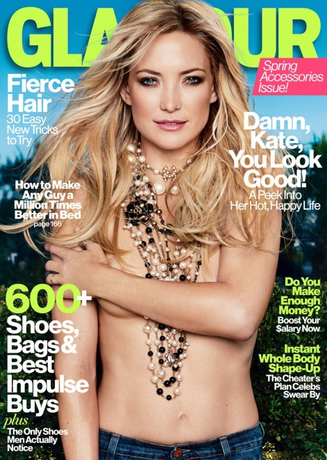 Kate Hudson April Cover Main