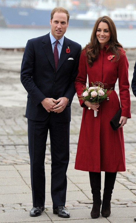 Kate Middleton Coat Fashion