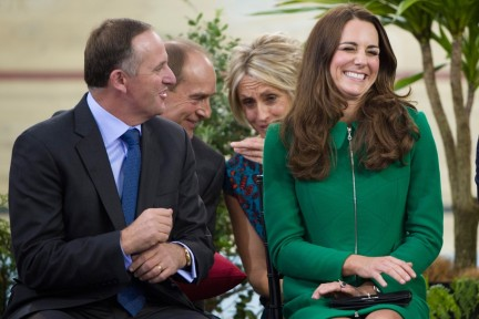 Kate Middleton Face April