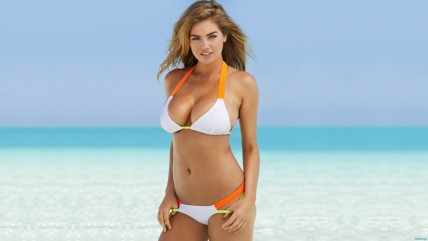 Kate Upton Hd Beach