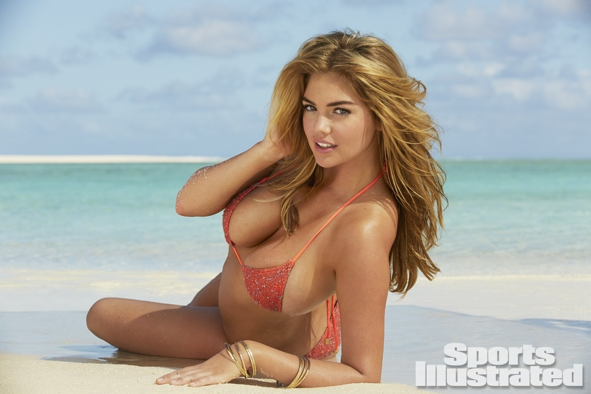 Kate Upton Si Swimsuit Bikini