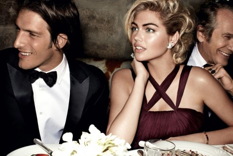 Kate Upton Vogue Magazine Pictures Fashion