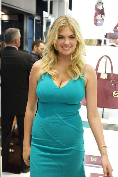 The Fashion Shoot Kate Upton Didnt Want Anyone To See Kate Upton