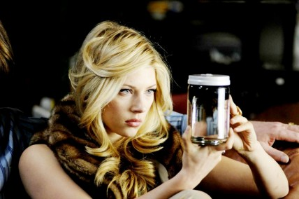 Katheryn Winnick Watching Jar Wallpapers Wallpaper