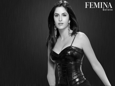 Katrina Kaif Back White Wallpaper Sisters