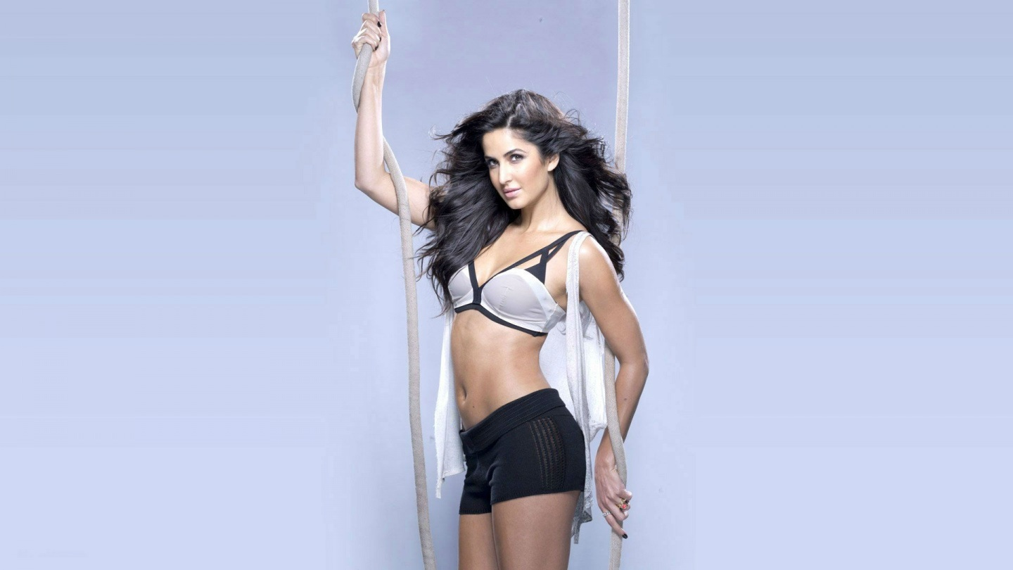 Katrina Kaif Hot Bikini Hd