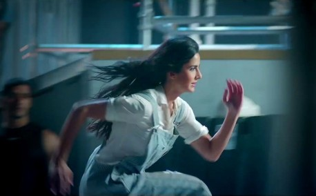 Katrina Kaif In Kamli Song