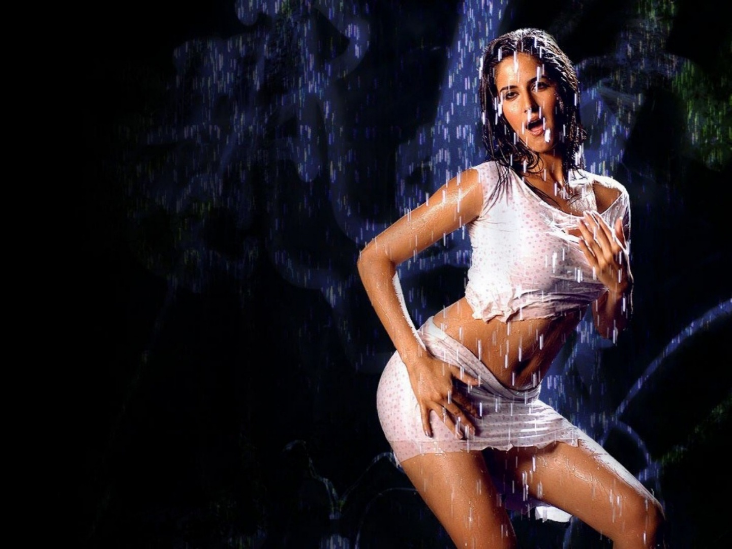Katrina Kaif In Rain Other Body