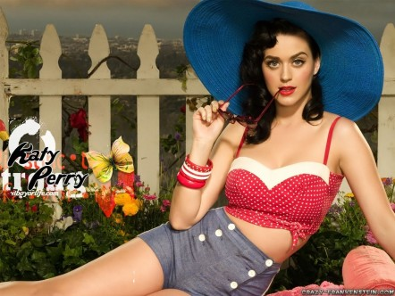 Beautiful Katy Perry Music Wallpapers Wallpaper
